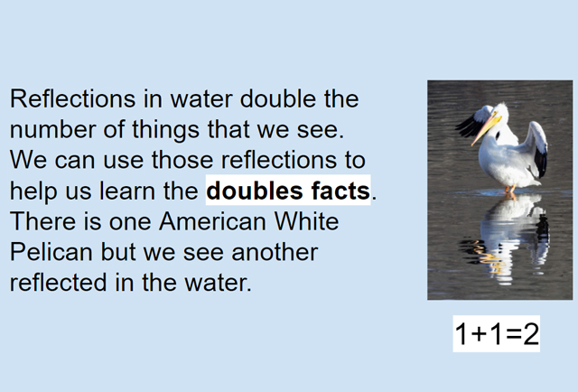 Double Facts: Math